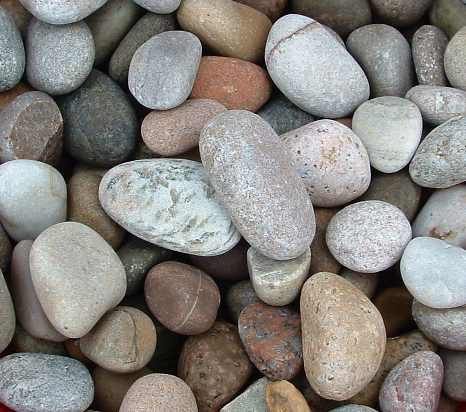 Scottish Pebbles Are A Premium Product That Will Look At Home In Any Garden E Size Bulk Bag