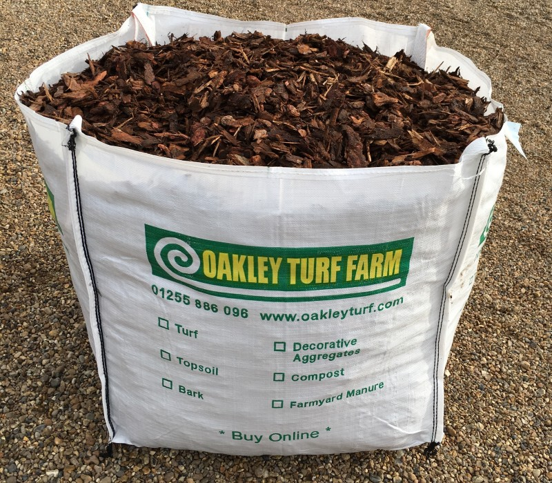 popular stores best sale differently Bark Chippings Bulk Bag