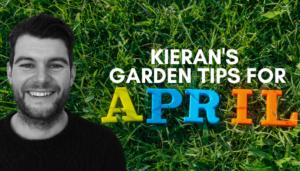 Garden tips for April
